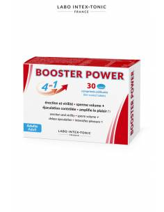 Aphrodisiaque masculin 4 en 1 Booster Power