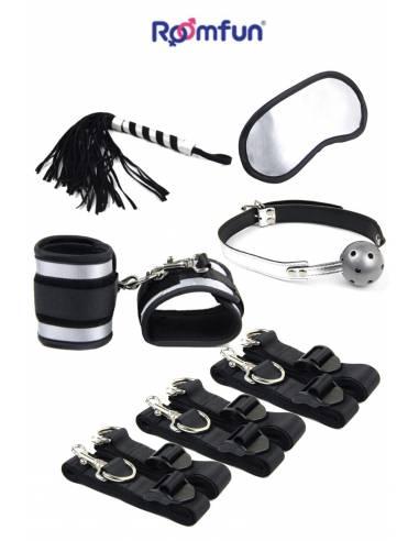 Kit domination BDSM Bedroom Restraint Kit