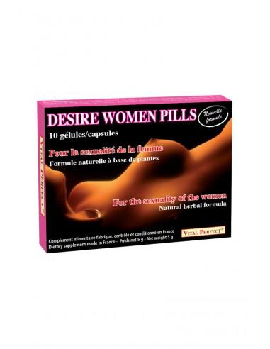 boite de Stimulant féminin Desire Women Pills